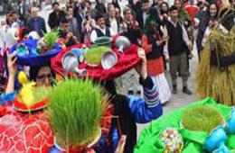 Iranian Preparing To Celebrate Nowruz: The Persian New Year