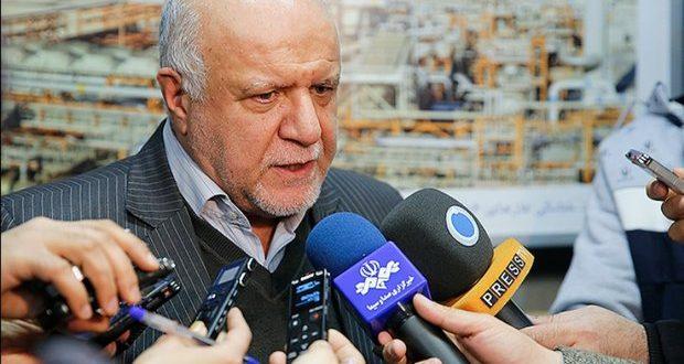 Efforts to Block Iran's Oil Industry Failed, Zanganeh Says