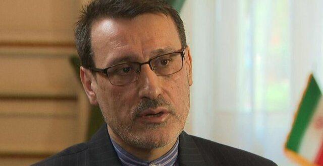 Iranian Envoy Slams UK Defense Ministry's Delay in Paying Debt